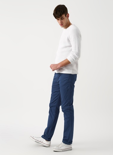 Limon Company Klasik Pantolon İndigo